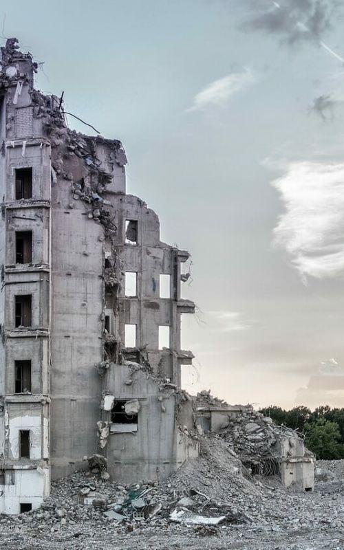 demolizione costruzioni industriali in sicurezza edilriviera service
