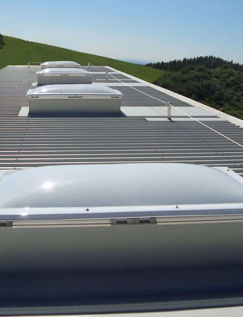 installazione lucernari industriali edilriviera service